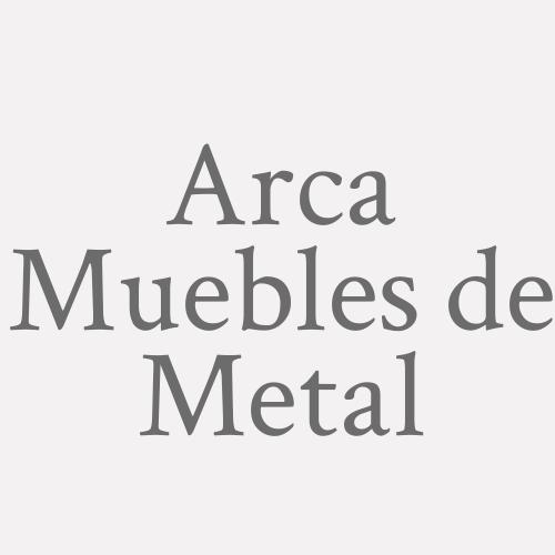 Arca Muebles de Metal