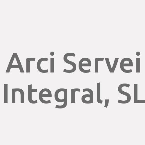 Arci Servei Integral, S.L.