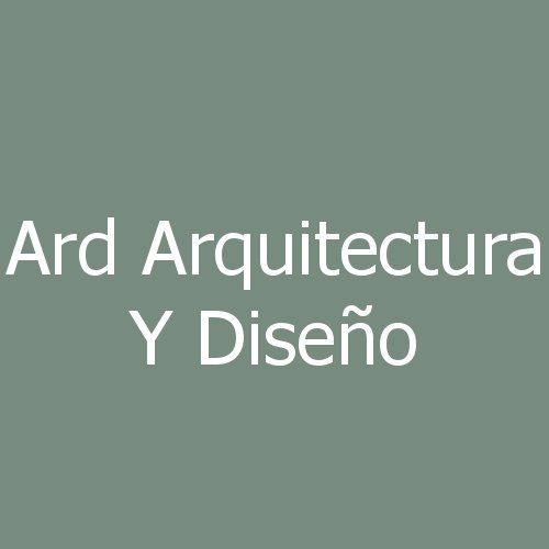 Ard Arquitectura y Diseño