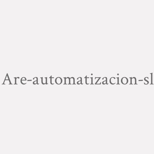 Are-Automatizacion-S.L.