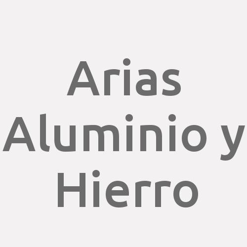 Arias Aluminio y Hierro