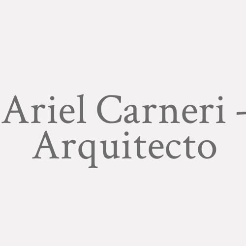 Ariel Carneri - Arquitecto