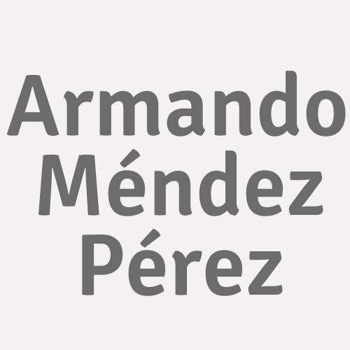Armando Méndez Pérez