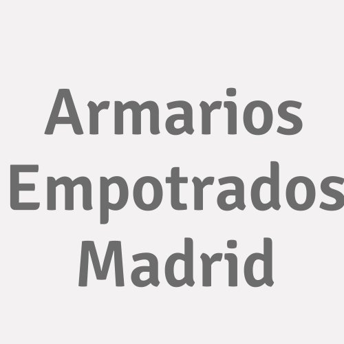 Armarios Empotrados Madrid