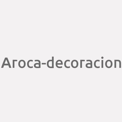 Aroca-decoracion