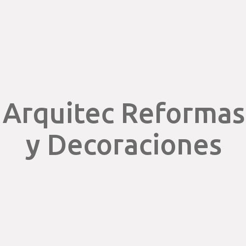 Arquitec Reformas y Decoraciones