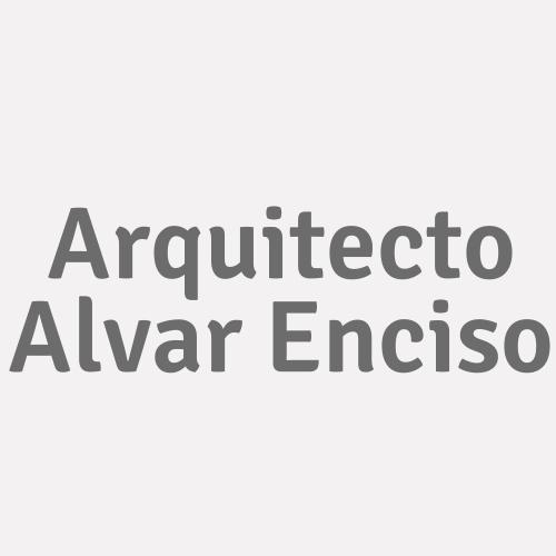 Arquitecto Alvar Enciso