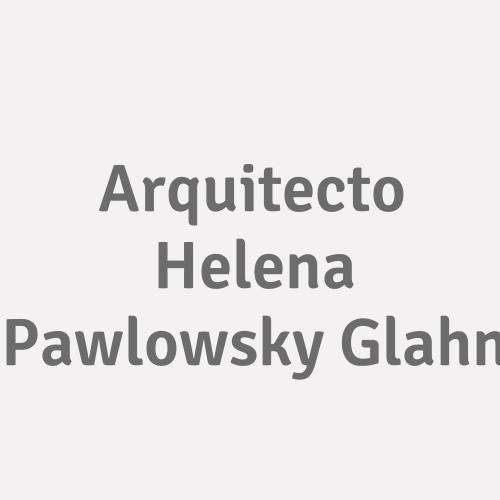 Arquitecto Helena Pawlowsky Glahn