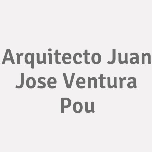 Arquitecto Juan Jose Ventura Pou