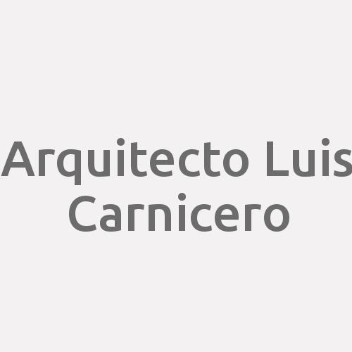 Arquitecto Luis Carnicero