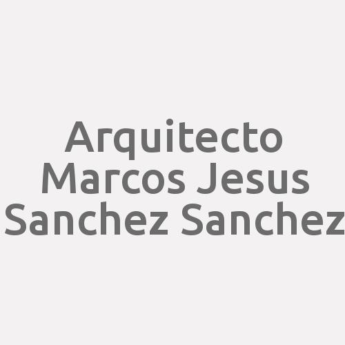 Arquitecto Marcos Jesus Sanchez Sanchez