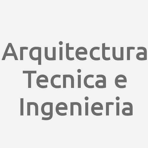 Arquitectura Tecnica E Ingenieria