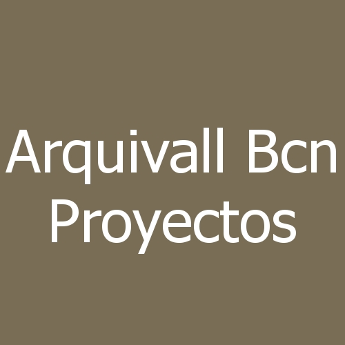 Arquivall BCN Proyectos