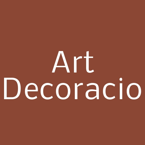 Art Decoracio
