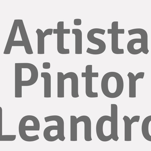 Artista Pintor Leandro