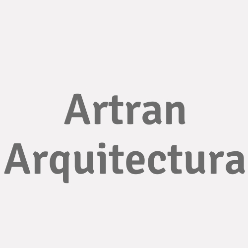 Artran Arquitectura
