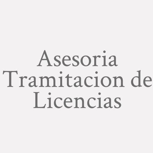 Asesoria Tramitacion De Licencias