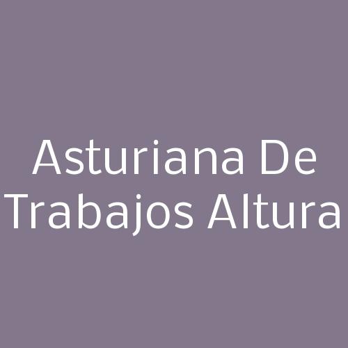 Asturiana De Trabajos Altura