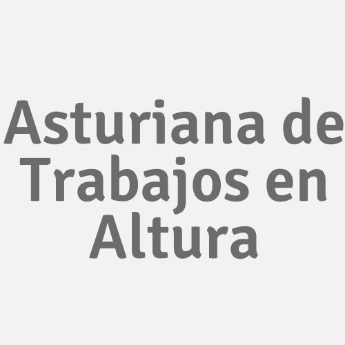 Asturiana De Trabajos En Altura