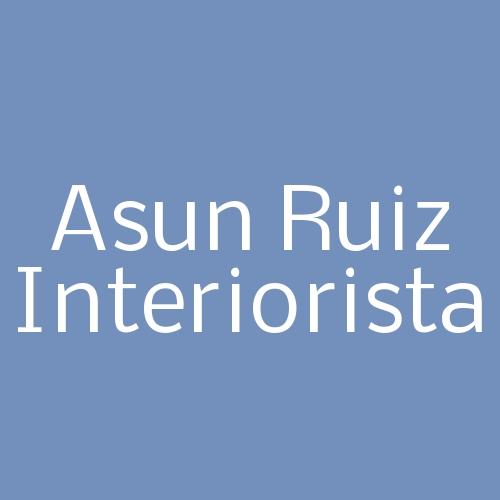 Asun Ruiz Interiorista