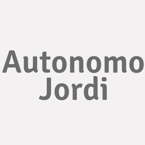 Autonomo Jordi