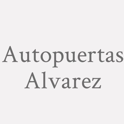 Autopuertas Alvarez