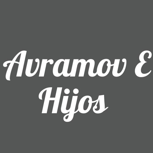 Avramov e hijos