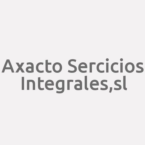 Axacto Sercicios Integrales,s.l
