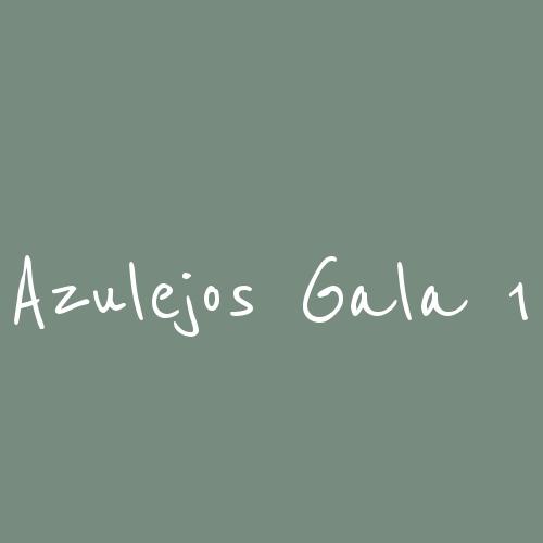 Azulejos Gala 1