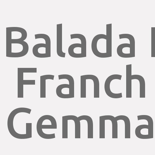 Balada I Franch  Gemma