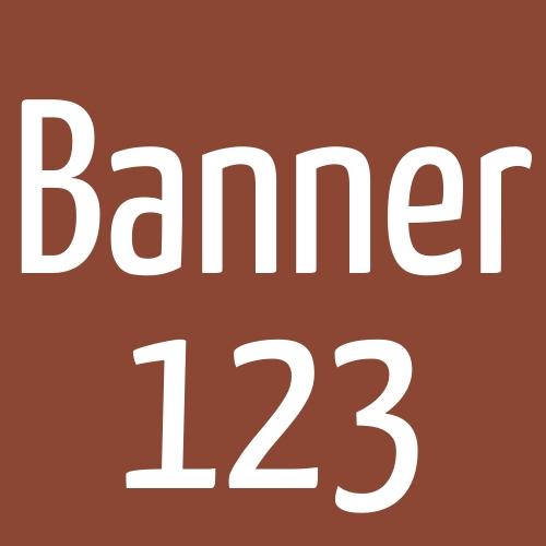 Banner 123