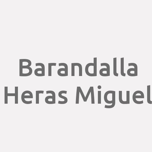 Barandalla Heras Miguel