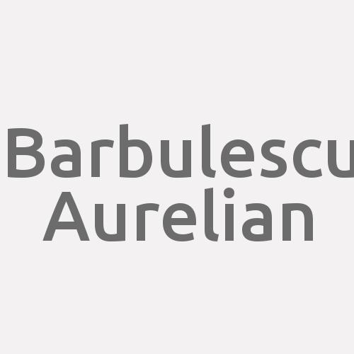 Barbulescu Aurelian