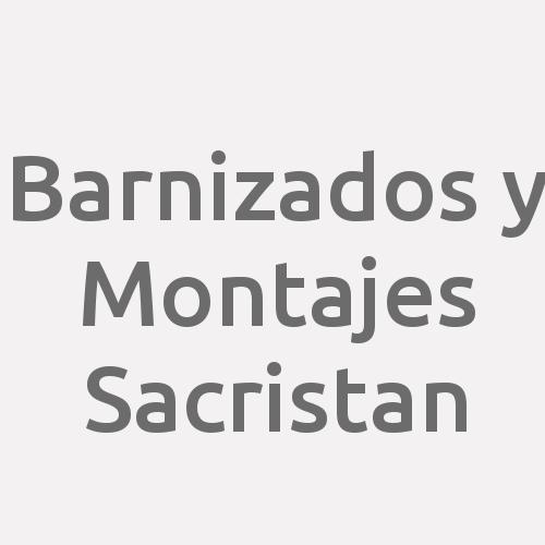 Barnizados Y Montajes Sacristán