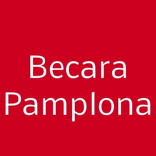 Becara Pamplona