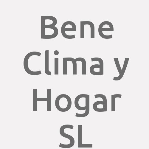 Bene Clima Y Hogar S.l.