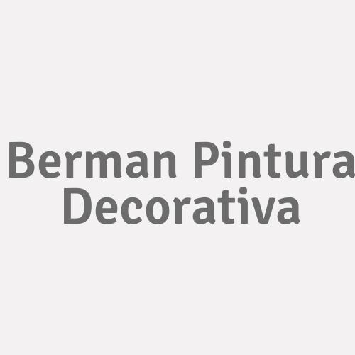 Berman Pintura Decorativa