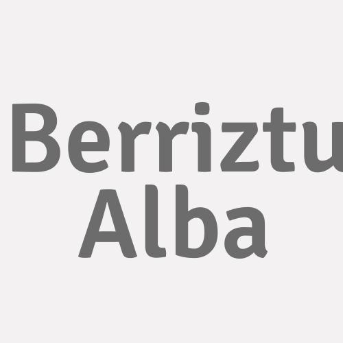 Berriztu Alba