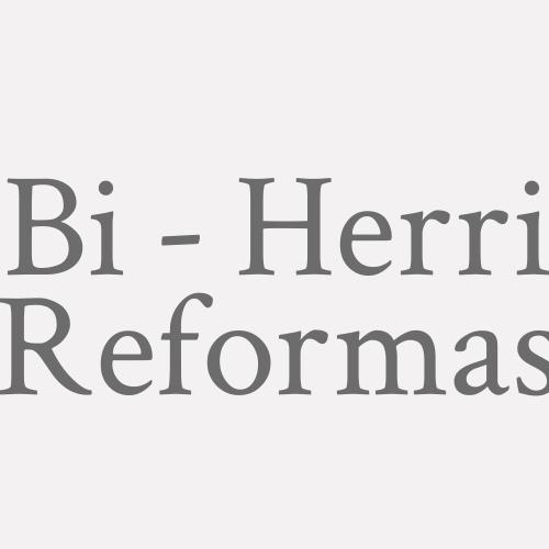 Bi - Herri Reformas
