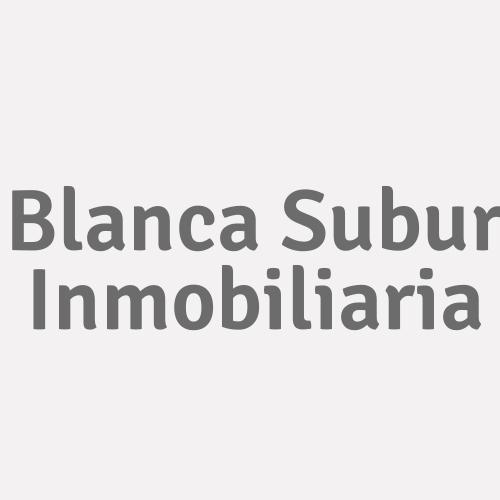 Blanca Subur Inmobiliaria