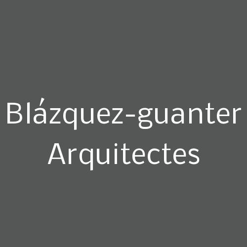 Blázquez-Guanter arquitectes