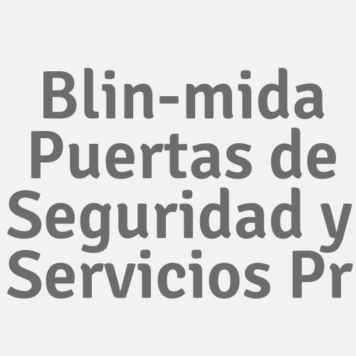 Blin-mida Puertas De Seguridad Y Servicios Pr