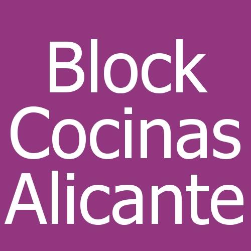 Block Cocinas Alicante