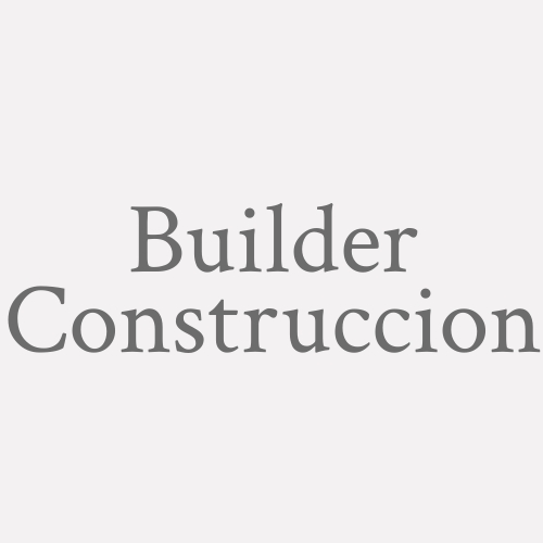 Builder Construccion