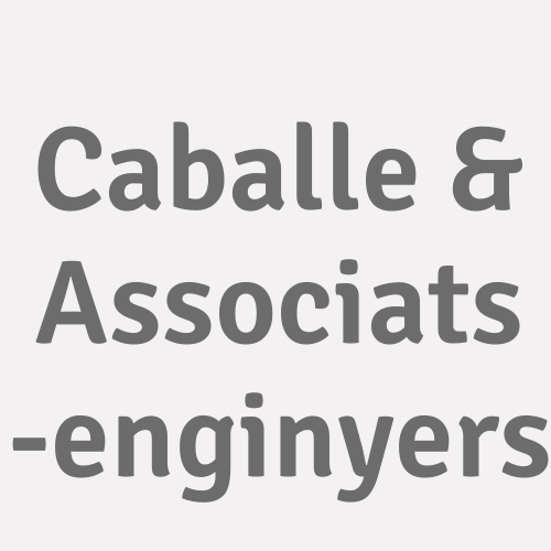 Caballe & Associats -enginyers