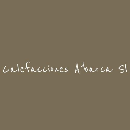 Calefacciones A´barca SL