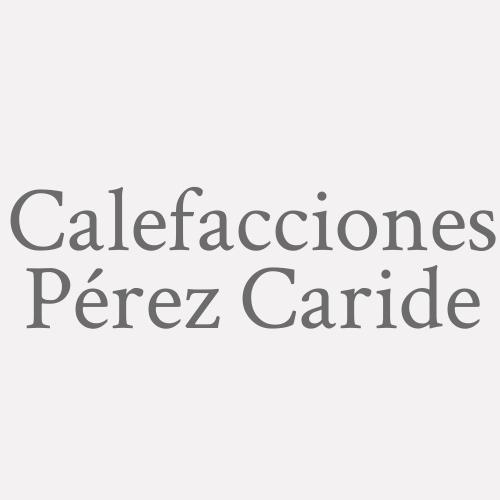 Calefacciones Pérez Caride