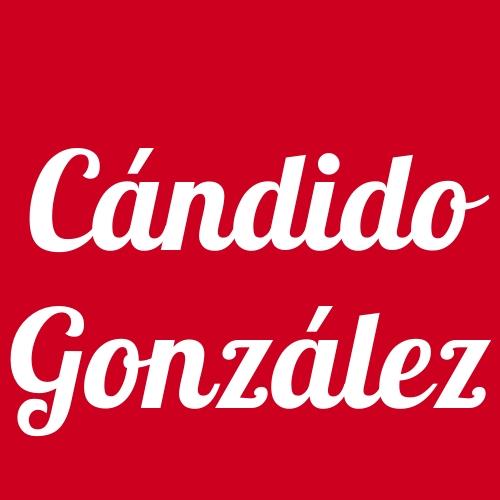 Cándido González