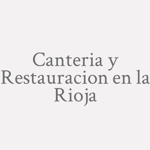 Cantería Y Restauración En La Rioja