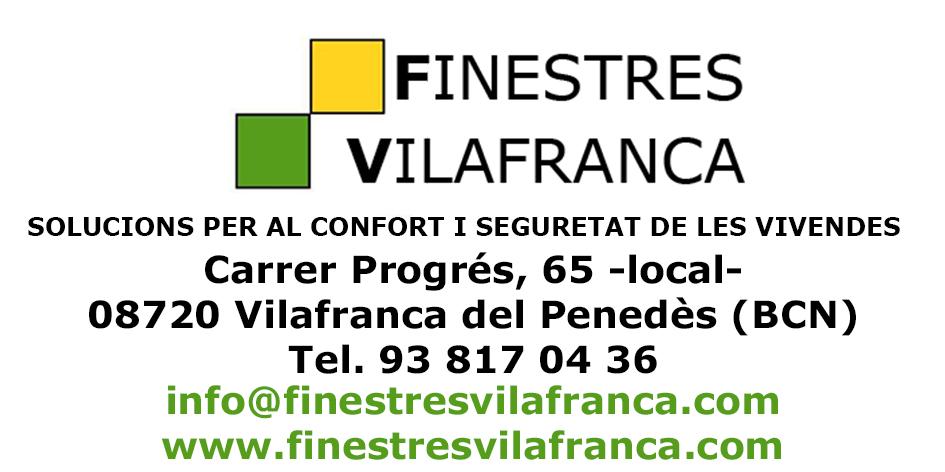 Finestres Vilafranca S.c.p